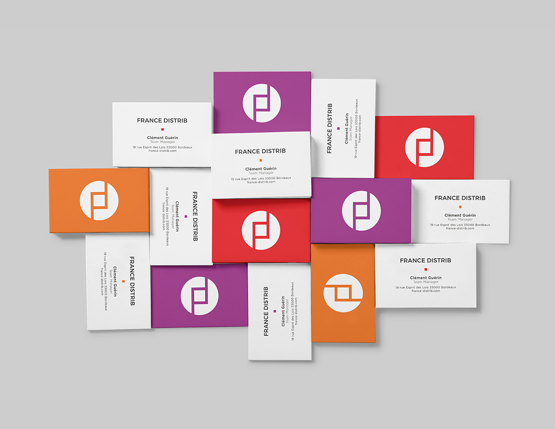 business_card France Distrib